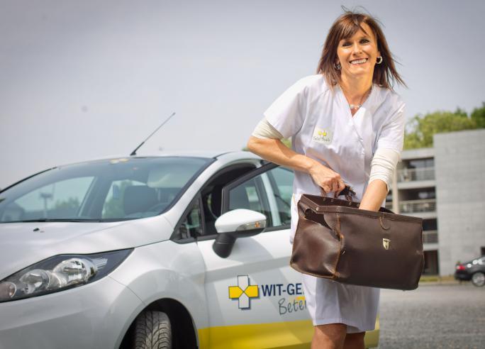Verpleegkundige Wit-Gele Kruis