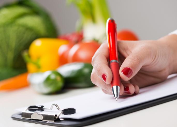Aangepaste voedingsgewoonten