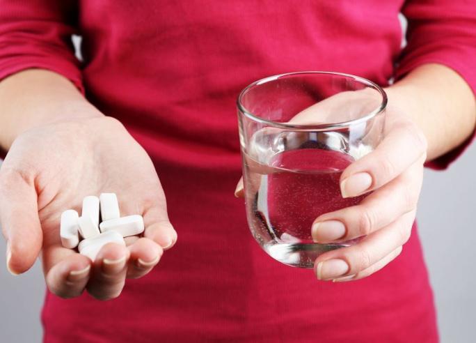 Innemen van medicatie