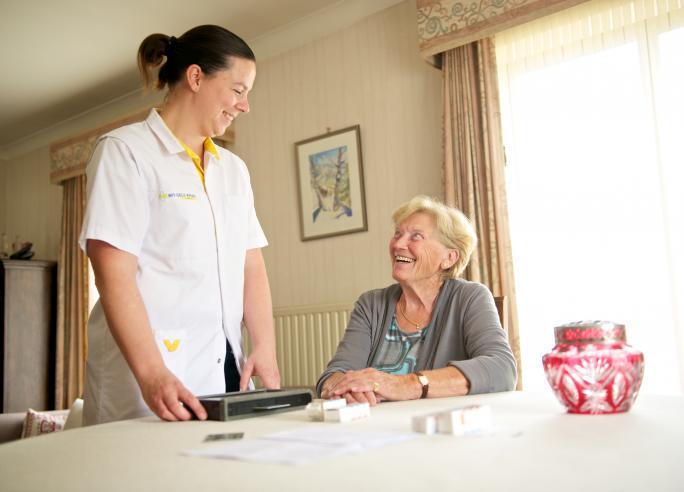 Onze aanpak bij palliatieve zorg