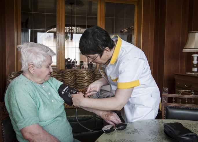 Hart & bloedvaten: zorg bij hoge bloeddruk, na beroerte of hersenbloeding, spataders