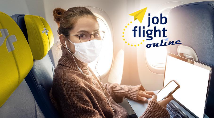 job flight online 21 oktober 2021