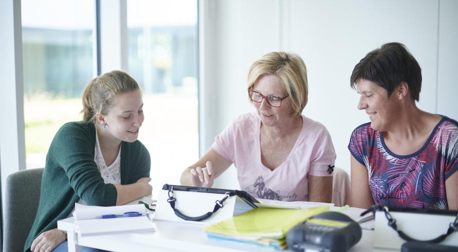 opleiding verpleegkunde - overzicht infomomenten