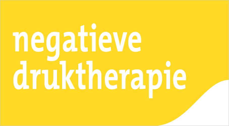 Negatieve druktherapie