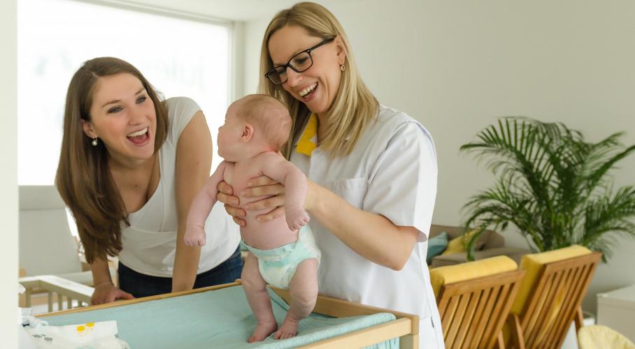 vorming postnatale verwikkelingen